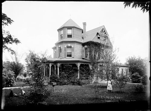 E. L. Wirts residence, Garden City, Finney County, Kansas - Page