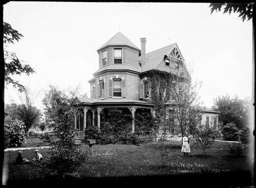 E. L. Wirts residence, Garden City, Finney County, Kansas - Page