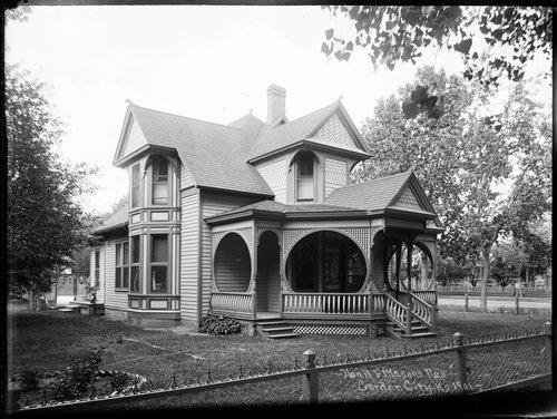 Henry F. Mason residence, Garden City, Finney County, Kansas - Page