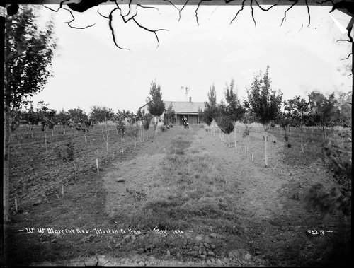 W.W. Martin's residence, Morton County, Kansas - Page
