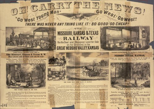 Neosho Valley lands via Missouri, Kansas and Texas Railway - Page