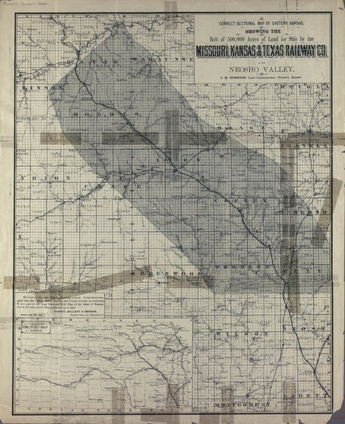 Neosho Valley lands, Kansas : The great wheat and corn belt - Page