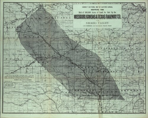 Lands of the Missouri, Kansas and Texas Railway - Page