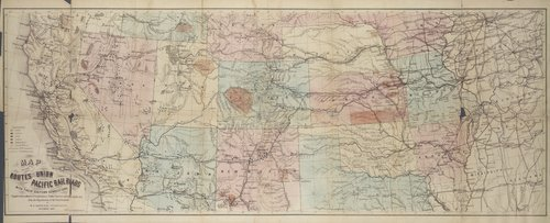 Kansas and the country beyond, on the line of the Union Pacific Railway, Eastern Division, from the Missouri to the Pacific ocean - Page