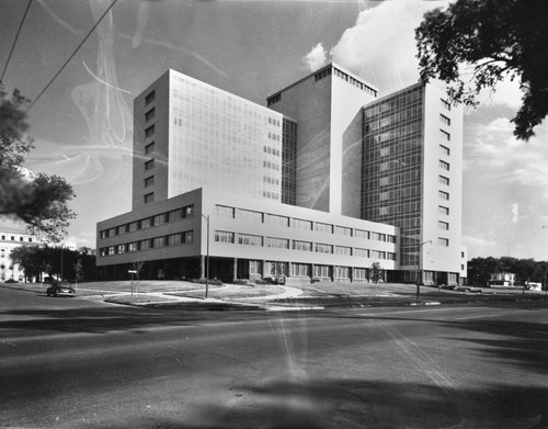 Kansas State Office Building, Topeka, Kansas - Page