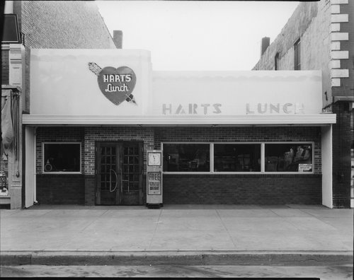 Harts Lunch, Iola, Kansas - Page