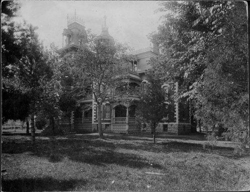 Stone's Folly, Topeka, Kansas - Page