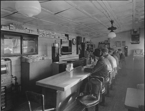 East Side Cafe, Iola, Kansas - Page