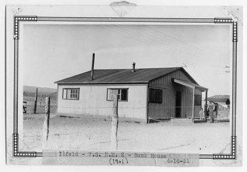 Atchison, Topeka & Santa Fe Railway Company bunk house, Ilfeld, New Mexico - Page