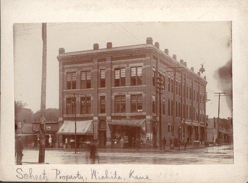 Scheetz building, Wichita, Kansas - Page