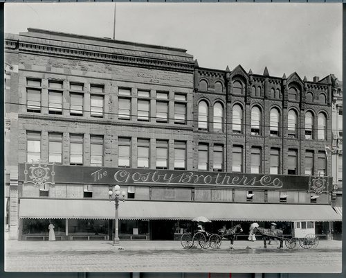 Crosby Brothers store, Topeka Kansas - Page