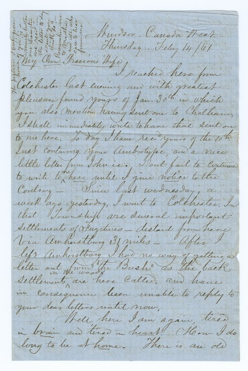 John Brown, Jr., correspondence - Page