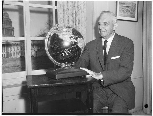 Frank Carlson, United States Senator - Page
