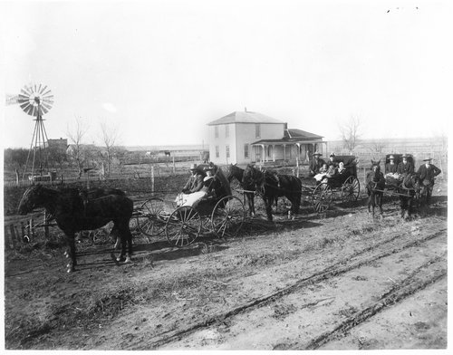 Henry Mull ranch, Clark County, Kansas - Page