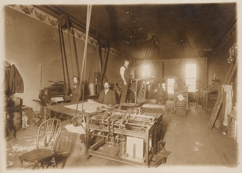 Mennonite Brethren Press, McPherson, Kansas - Page