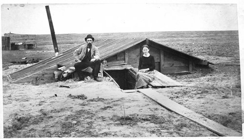 Potters' dugout, Logan County, Kansas - Page