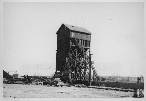 Atchison, Topeka & Santa Fe Railway Company coal chute, Trinidad, Colorado - Page