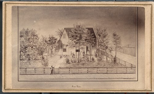 Mrs. T. Sutherland's residence - Page