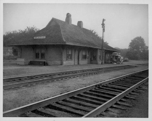 St. Louis-San Francisco Railway depot, Olathe, Kansas - Page