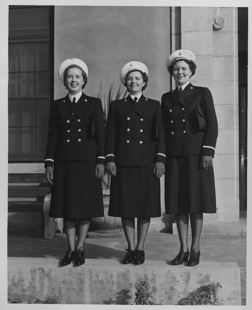 Naval Nurse Corps Reserve - Page