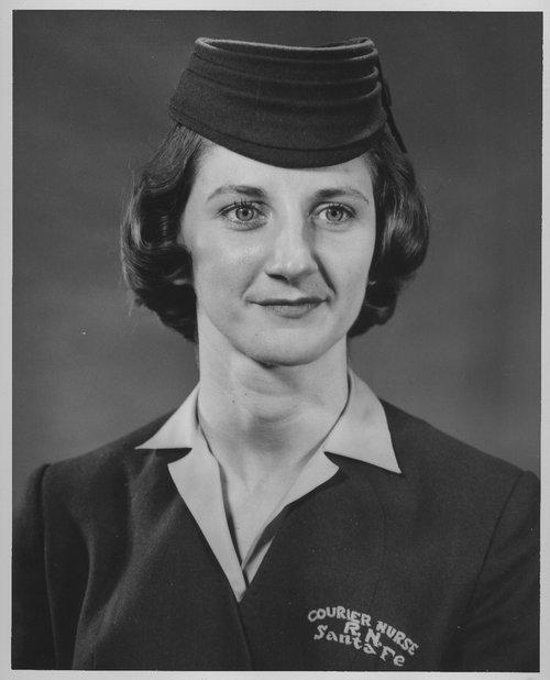 Olga A. Kulovitz, Santa Fe courier nurse - Page