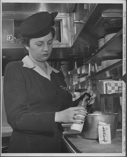 Margaret Griffin, Santa Fe courier nurse - Page