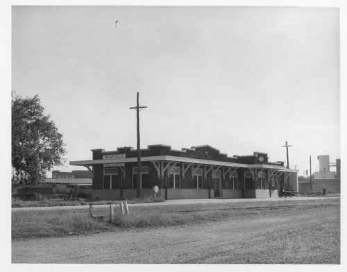 St. Louis-San Francisco Railway depot, Winfield, Kansas - Page