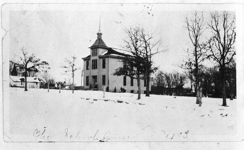 De Soto public school, De Soto, KS. - Page