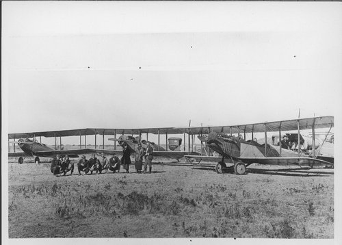 Garver Flying Circus - Page