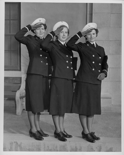 Naval Nurse Corps Reserve - Page