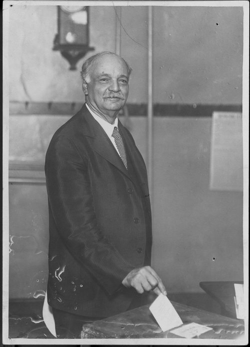 Charles Curtis - Page