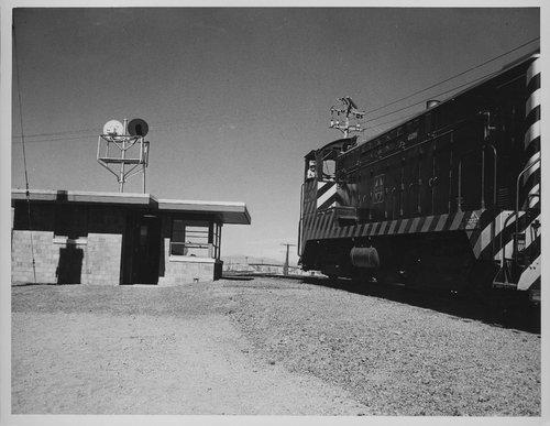 Atchison, Topeka & Santa Fe Railway Company's hump yard, Pueblo, Colorado - Page