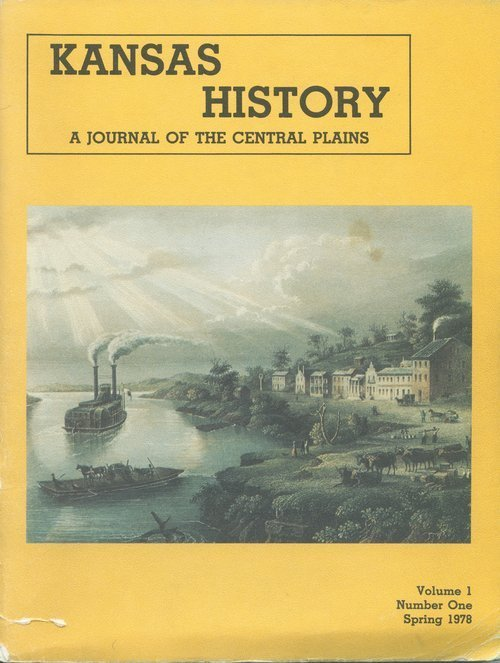 [In Progress] Kansas history: a journal of the central plains - Page