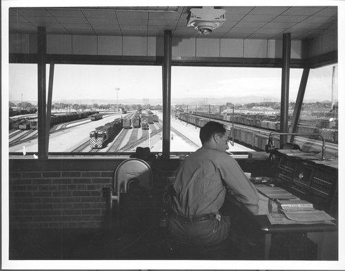 Atchison, Topeka & Santa Fe Railway Company hump yard, Pueblo, Colorado - Page