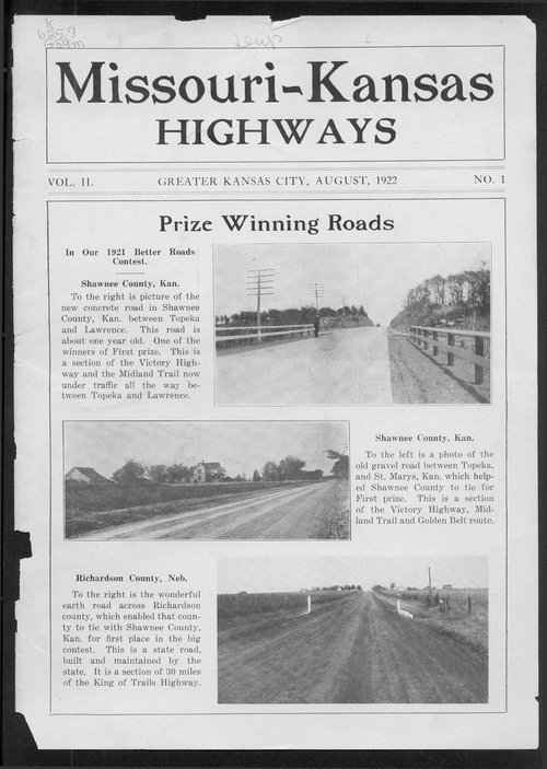 Missouri-Kansas Highways - Page
