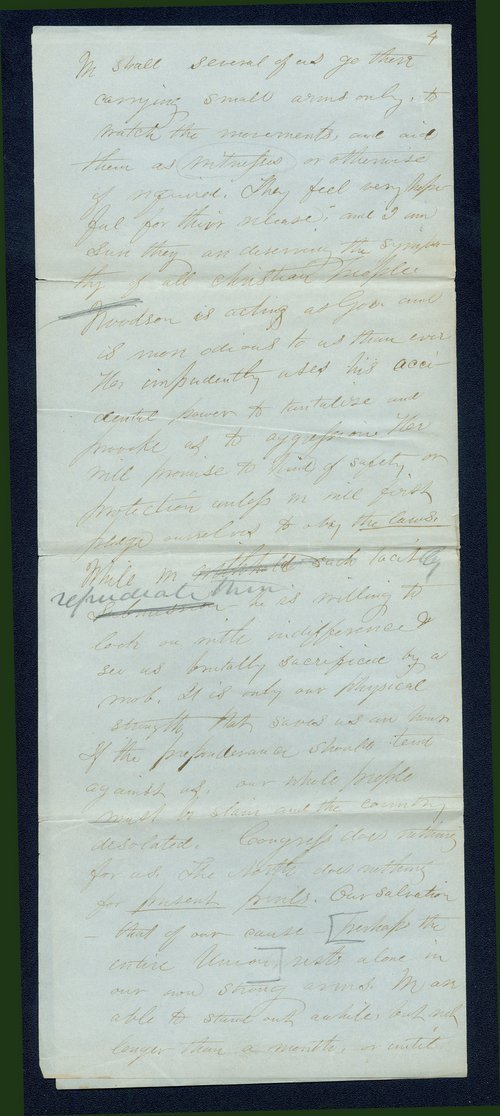 William Hutchinson to Andrew Horatio Reeder - Page