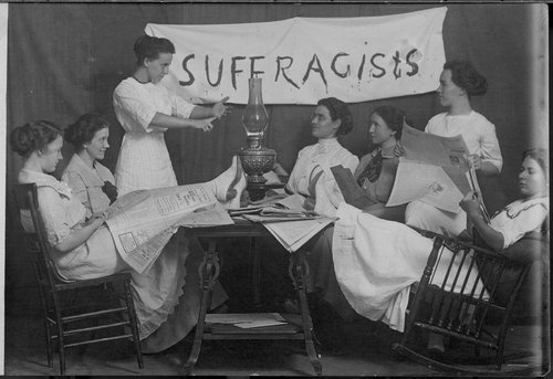 Suffragists - Page