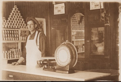 D. C. Davis Meat Market, Cimarron, Kansas - Page