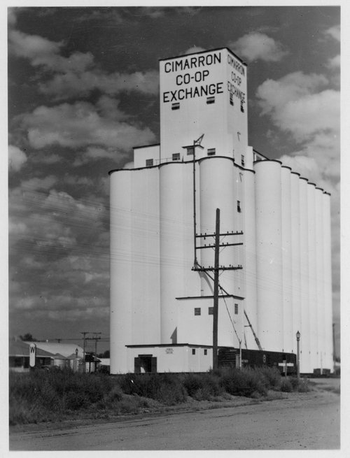 Cimarron Co-op Exchange, Cimarron, Kansas - Page
