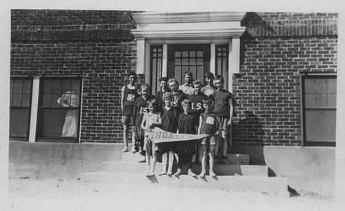 Ingalls school, Ingalls, Kansas - Page