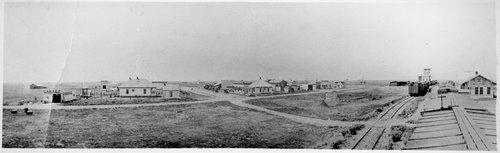 Montezuma, Kansas panoramic - Page