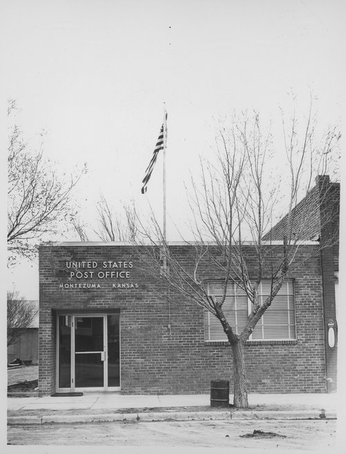 United States Post Office, Montezuma, Kansas - Page