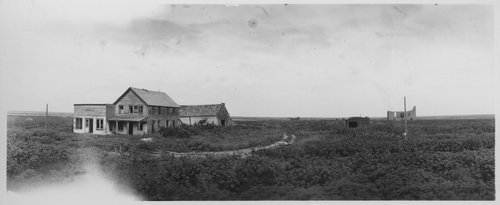 Town site, Ravanna, Kansas - Page