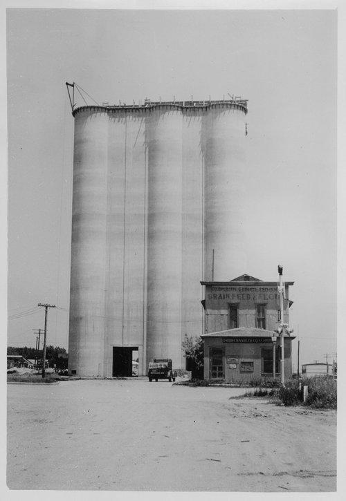 Elevator, Cimarron, Kansas - Page
