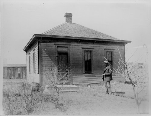 Residence, Gray County, Kansas - Page