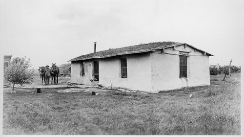 Residence and outbuildings, Gray County, Kansas - Page