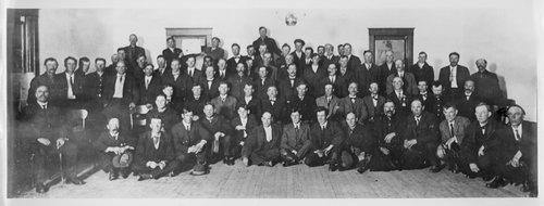 I.O.O.F. Lodge in Ensign, Kansas - Page