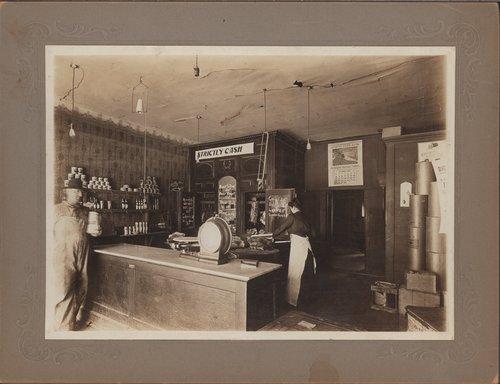 Davis Meat Market, Montezuma, Kansas - Page