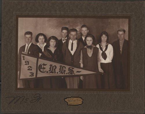 Ensign Rural High School, Ensign, Kansas - Page