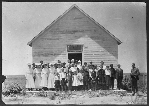 Methodist Episcopal Church, Cave, Kansas - Page